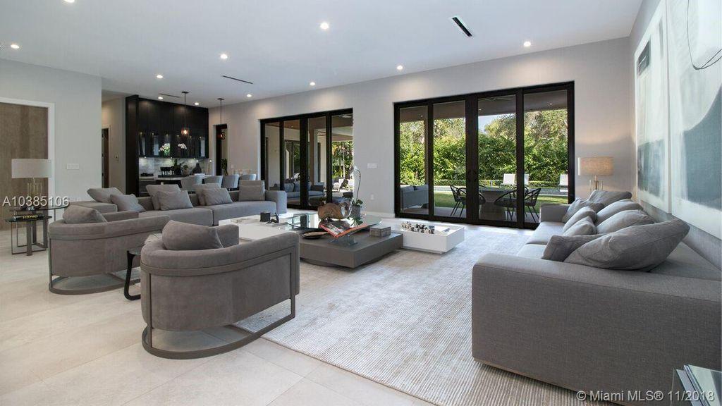 Uma gigante sala de estar