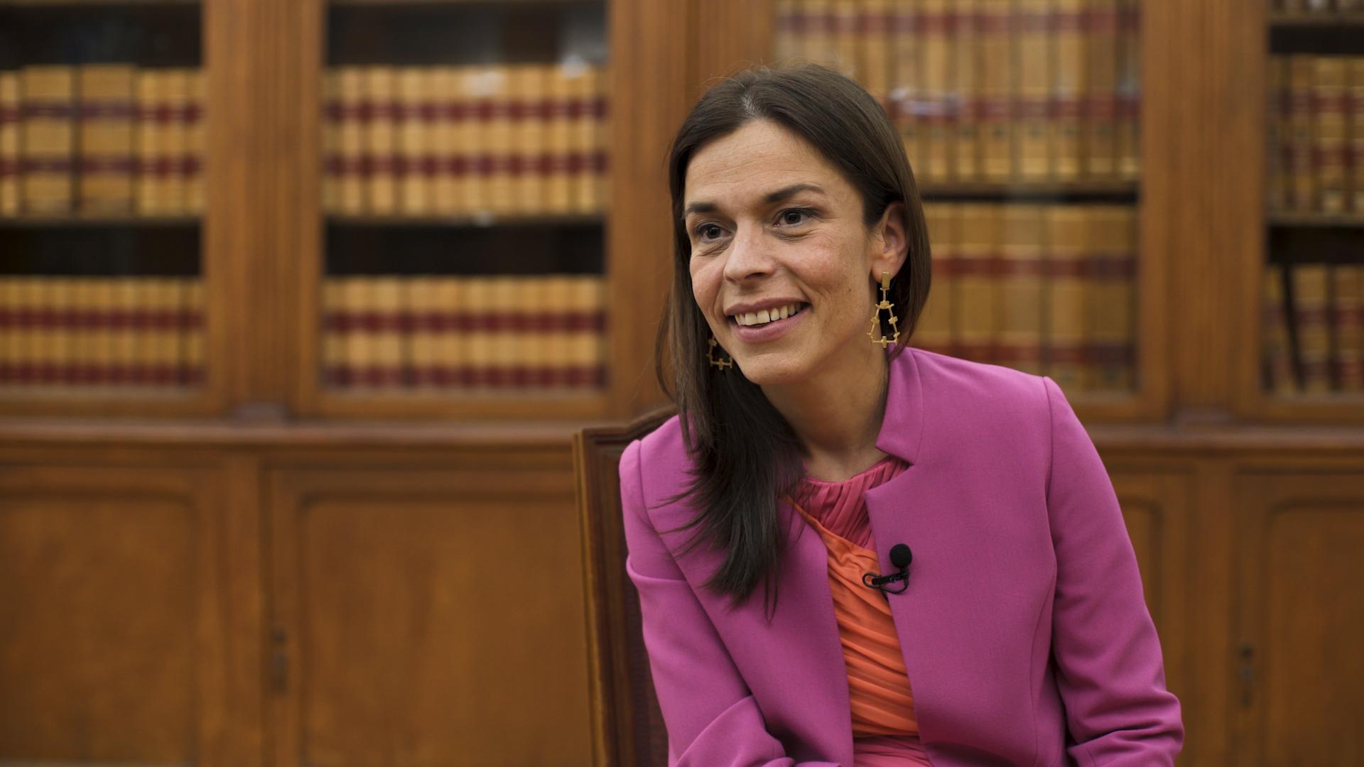 Ana Pinho, secretária de Estado da Habitação / César Passinhas