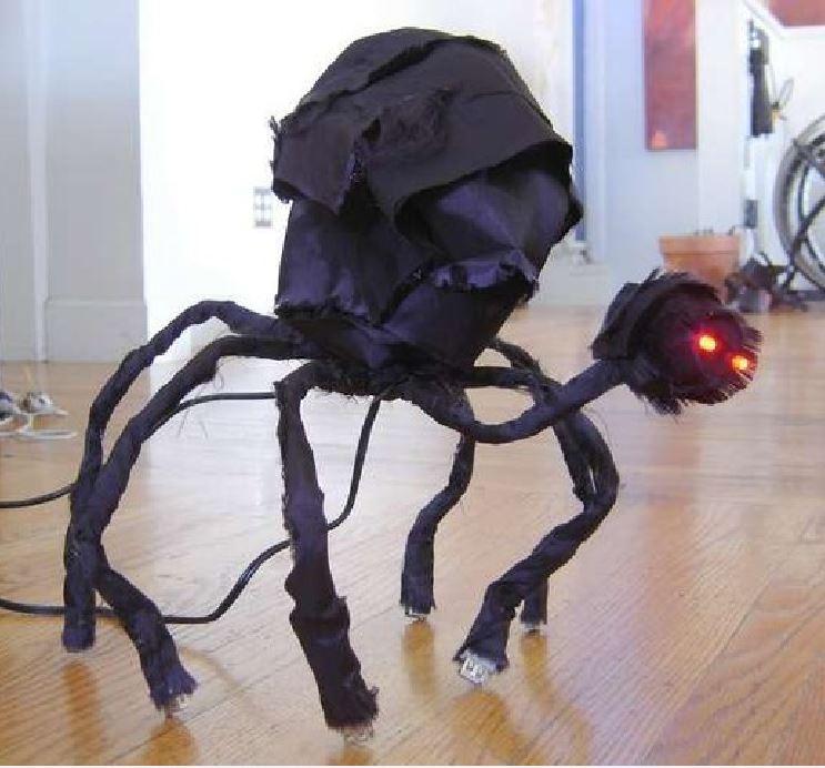 USB em forma de aranha