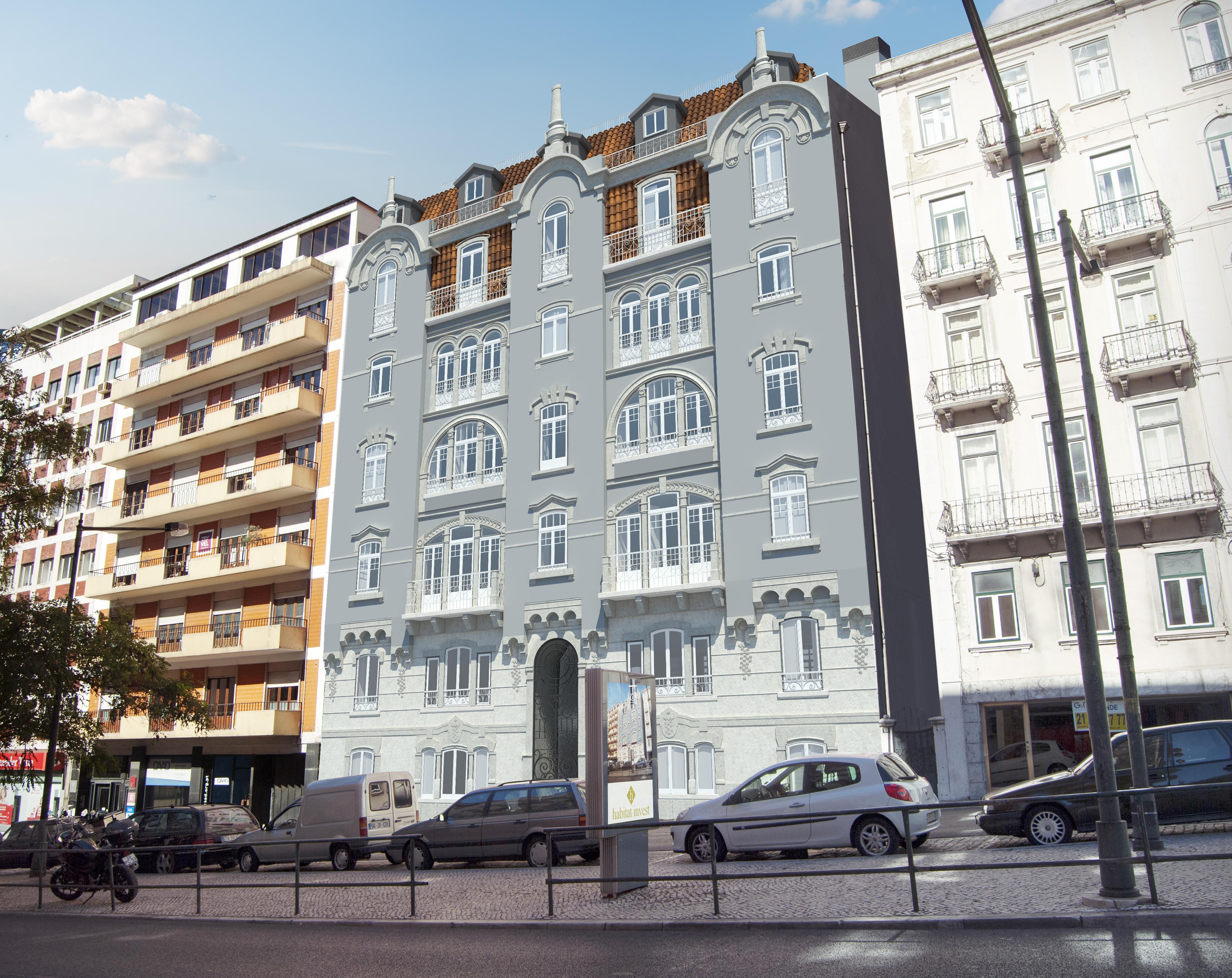 63% dos apartamentos do Duque 70 já estão vendidos / Habitat Invest