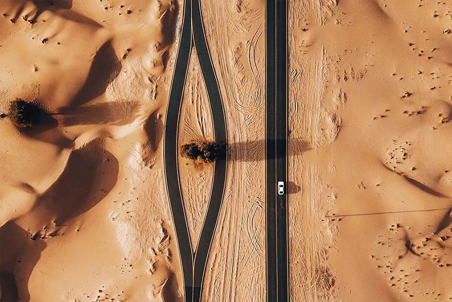 Deserto Al Qudra