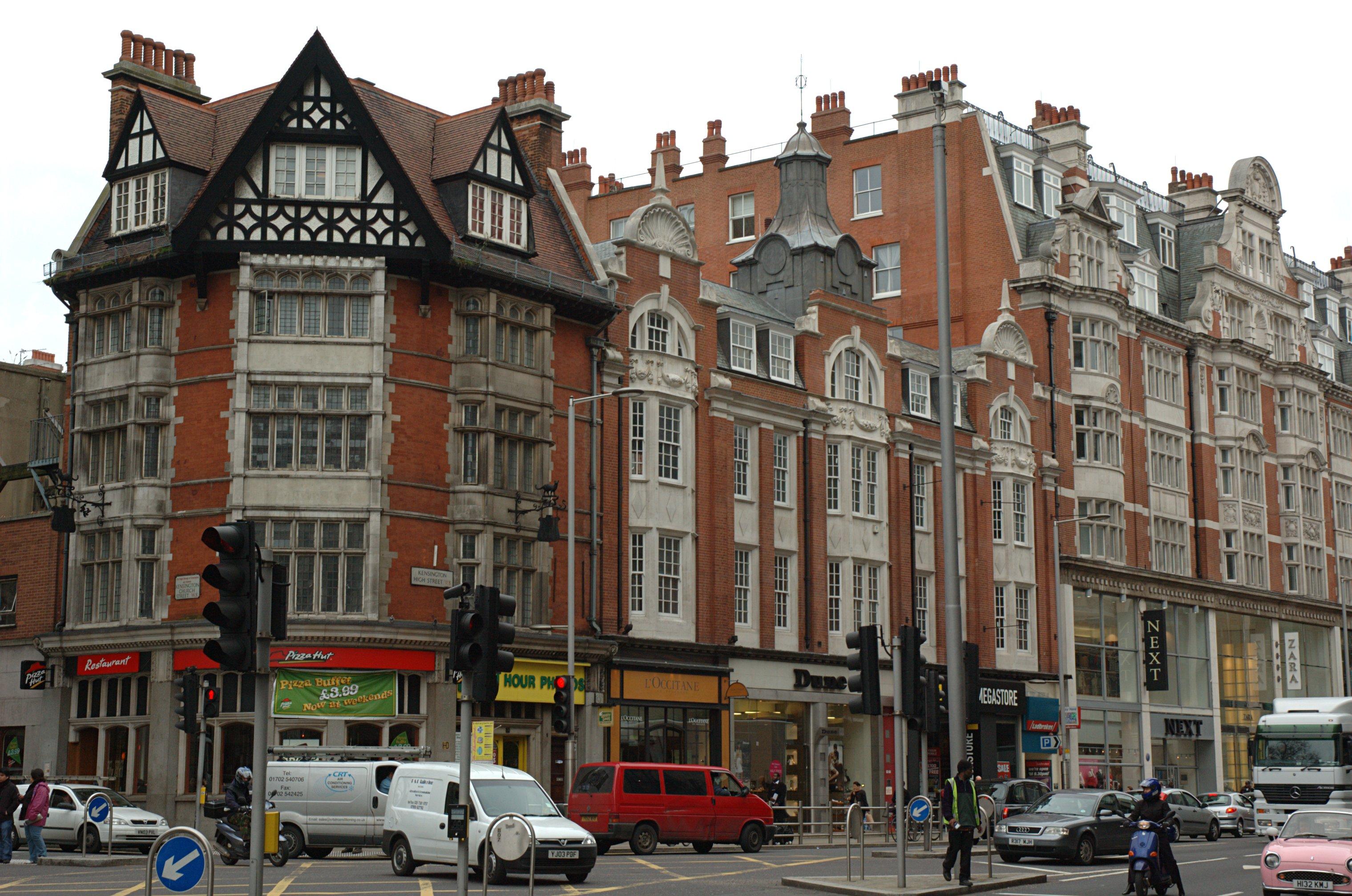 Ruas de Kensington & Chelsea / Wikimedia Commons