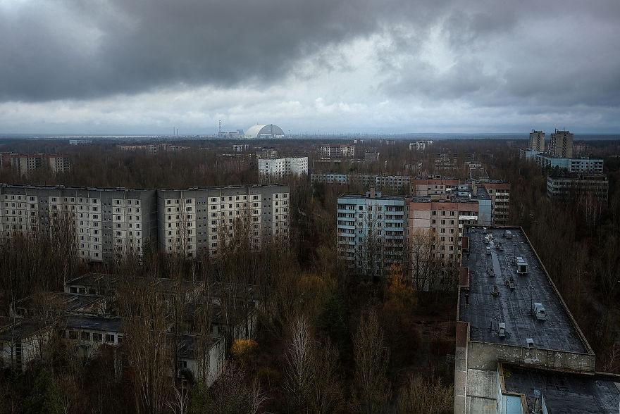 'Cidade fantasma'