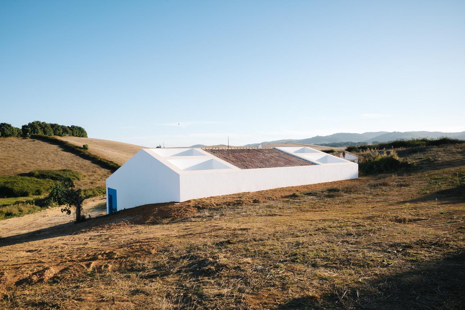 Um projeto da autoria de arquitetos portugueses