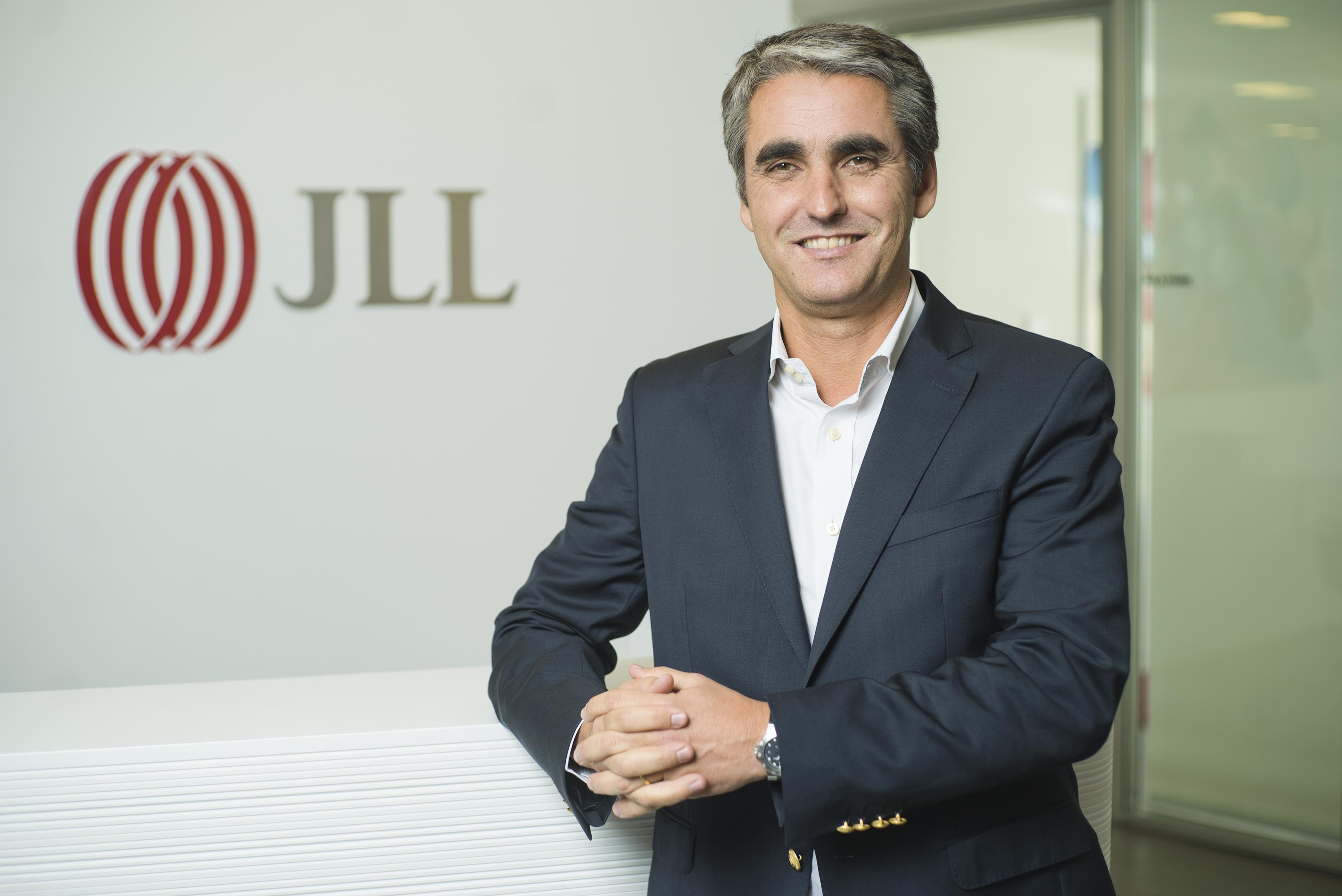 Pedro Lancastre, diretor da JLL Portugal / JLL