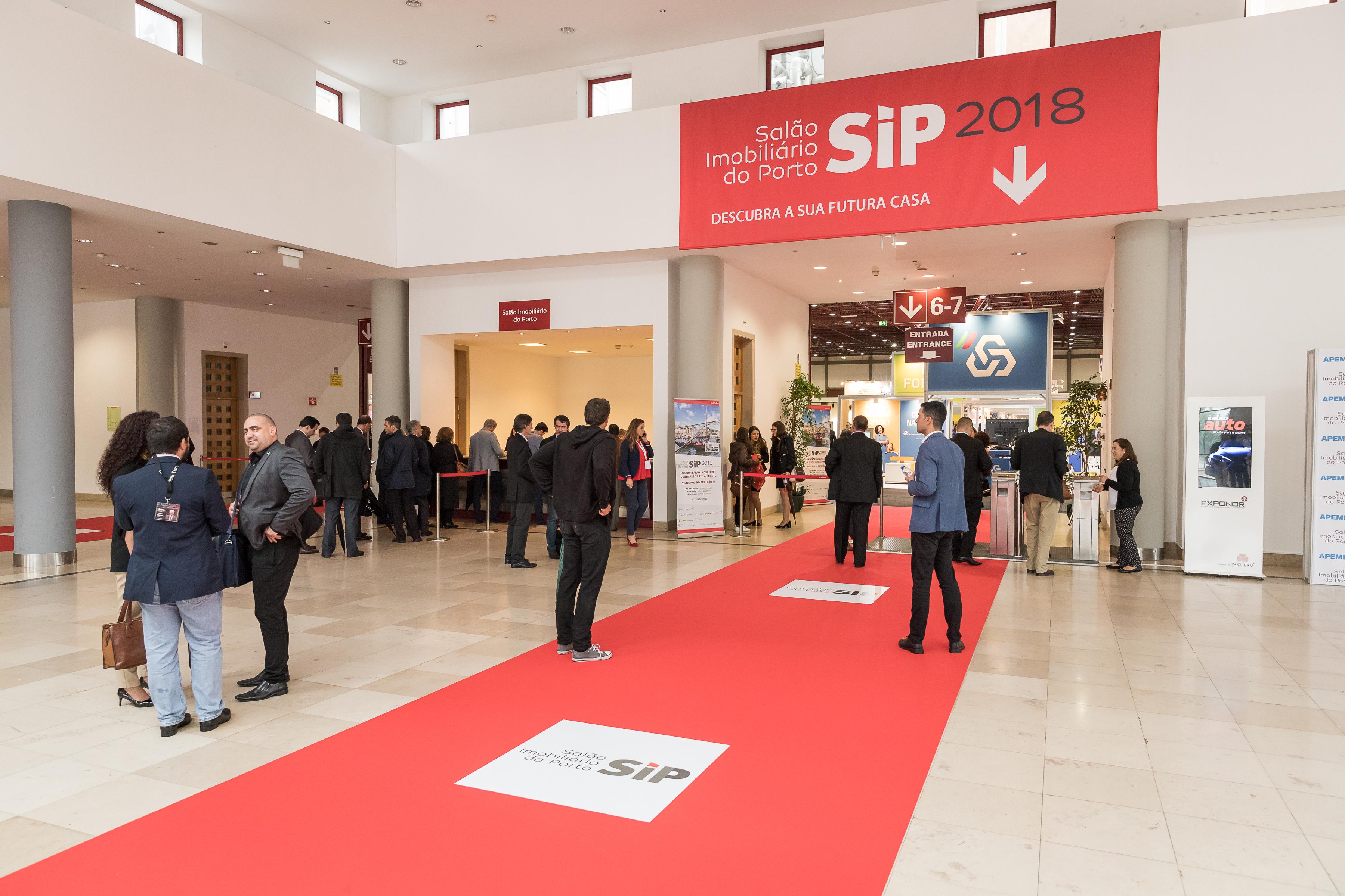 """SIP2018 """"superou as expectativas"""" da organização / SIP"""
