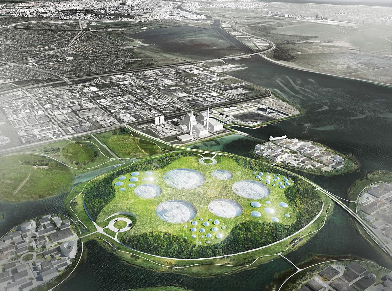A construção deverá ter início em 2022