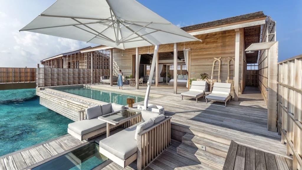 Dormir neste espetacular hotel custa 3.500 euros por noite