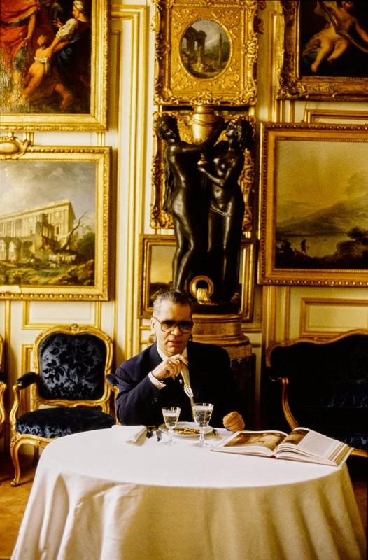 O apartamento parisiense