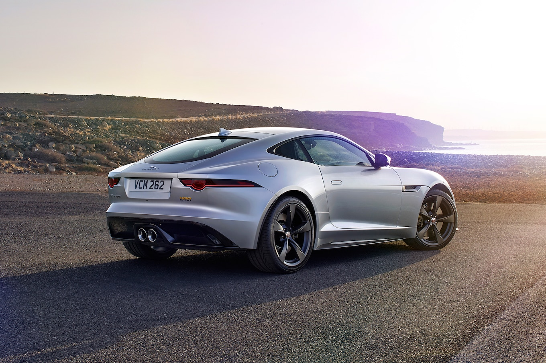 6. Jaguar F-Type