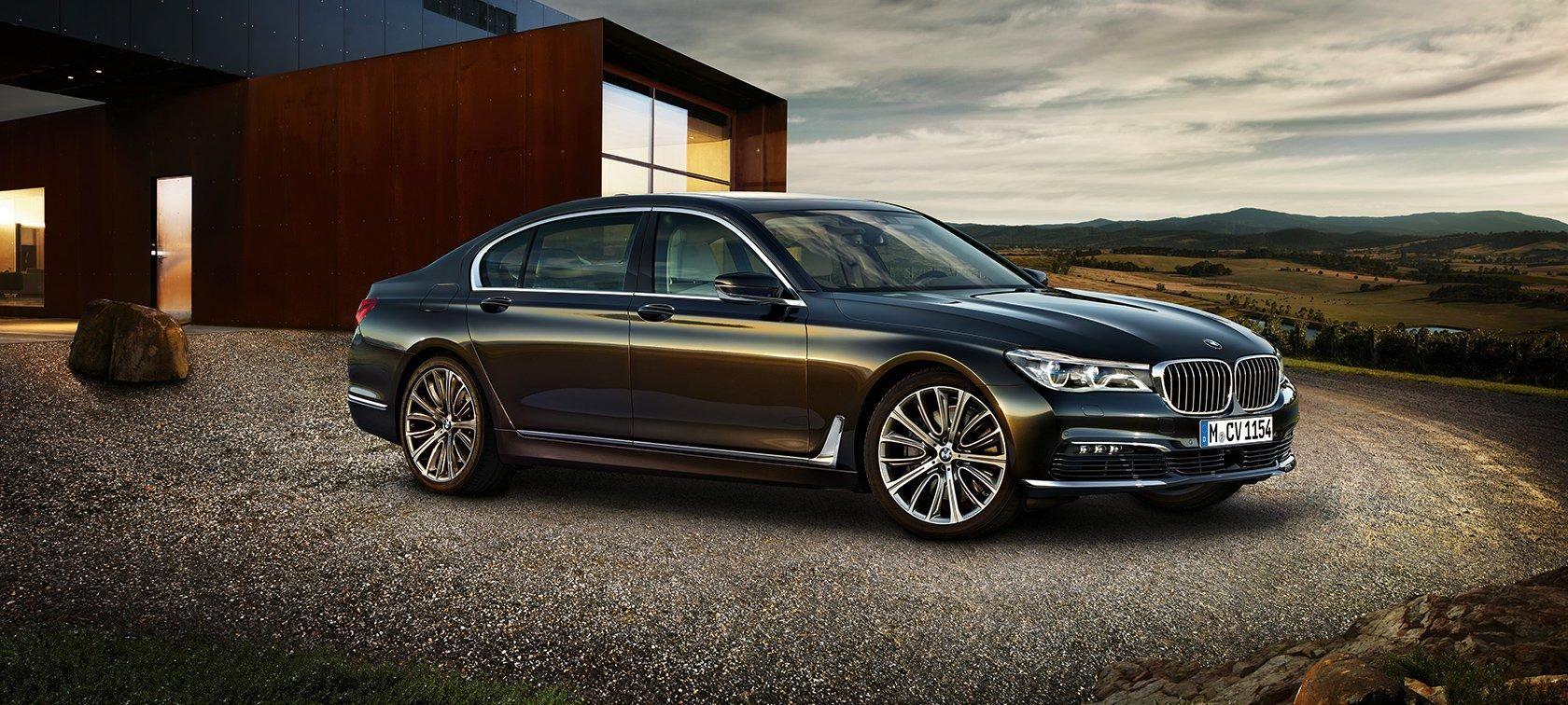 3. BMW Série 7