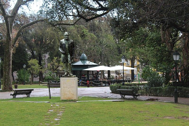 Jardim da Estrela / Wikimedia commons