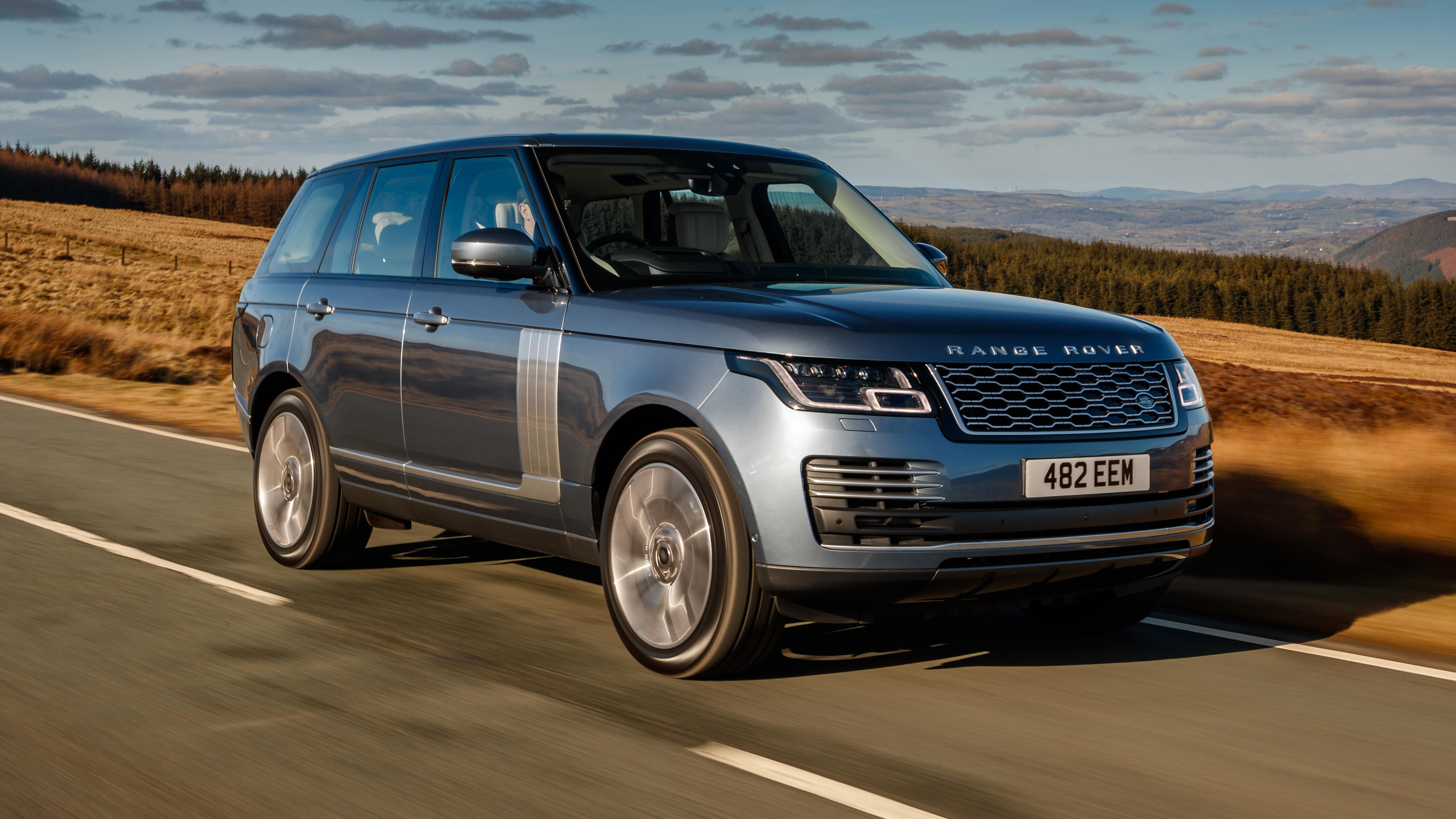 8. Land Rover Range Rover 4×4
