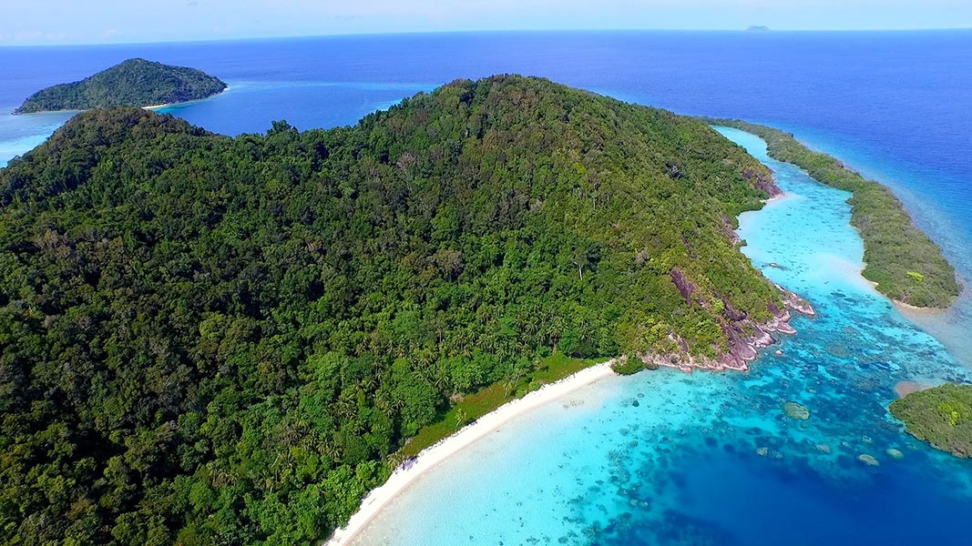 Bawah Islands
