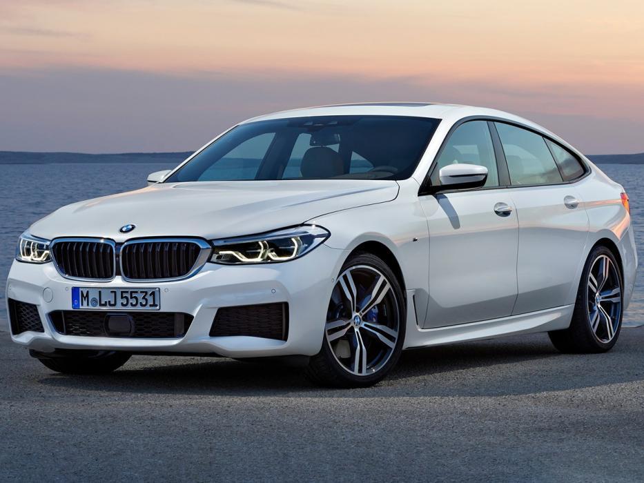 4. BMW Série 6