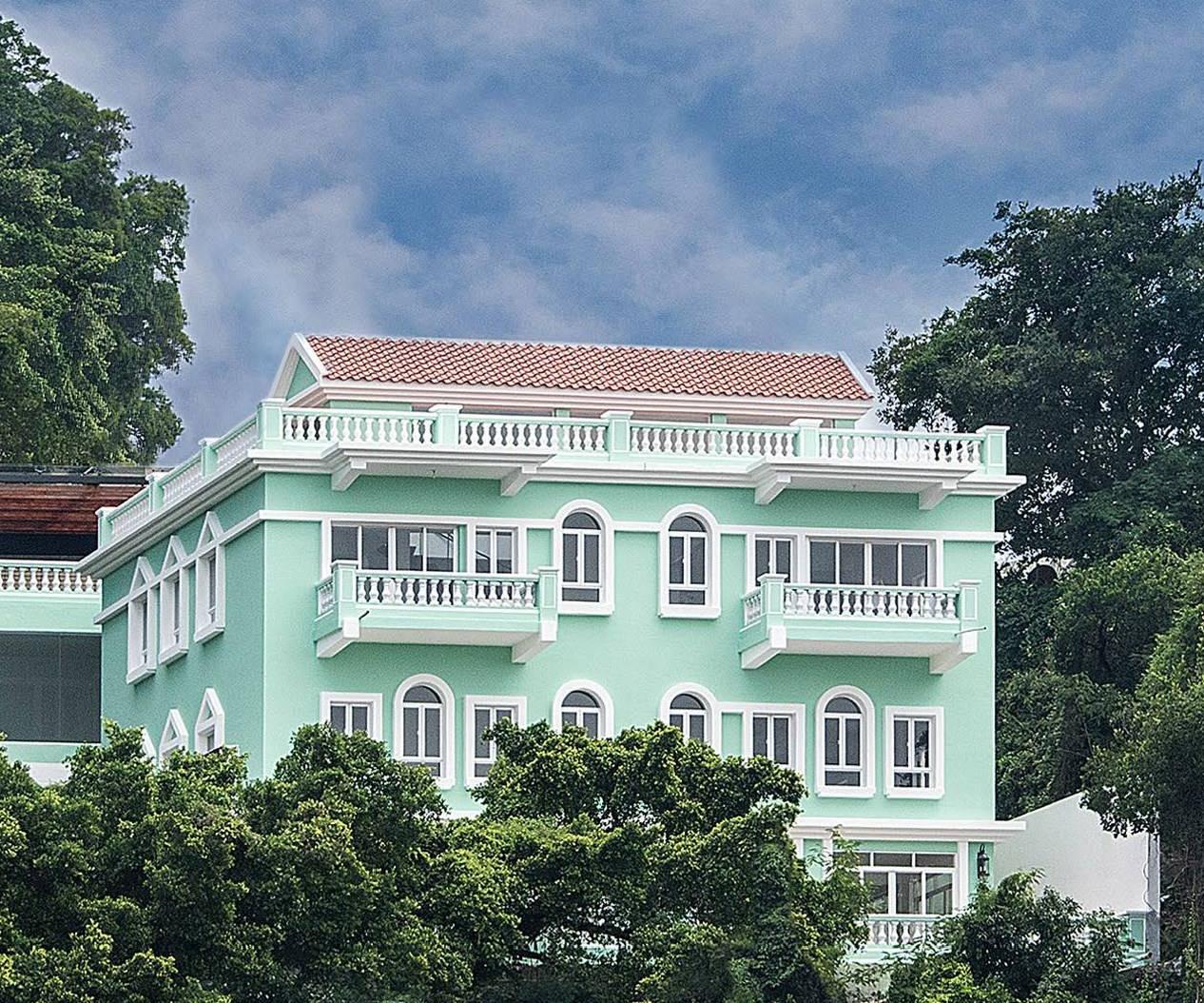 Casa colonial (Macau)