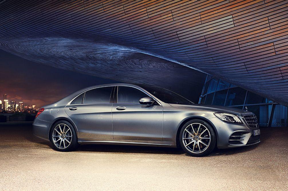 2. Mercedes Classe S