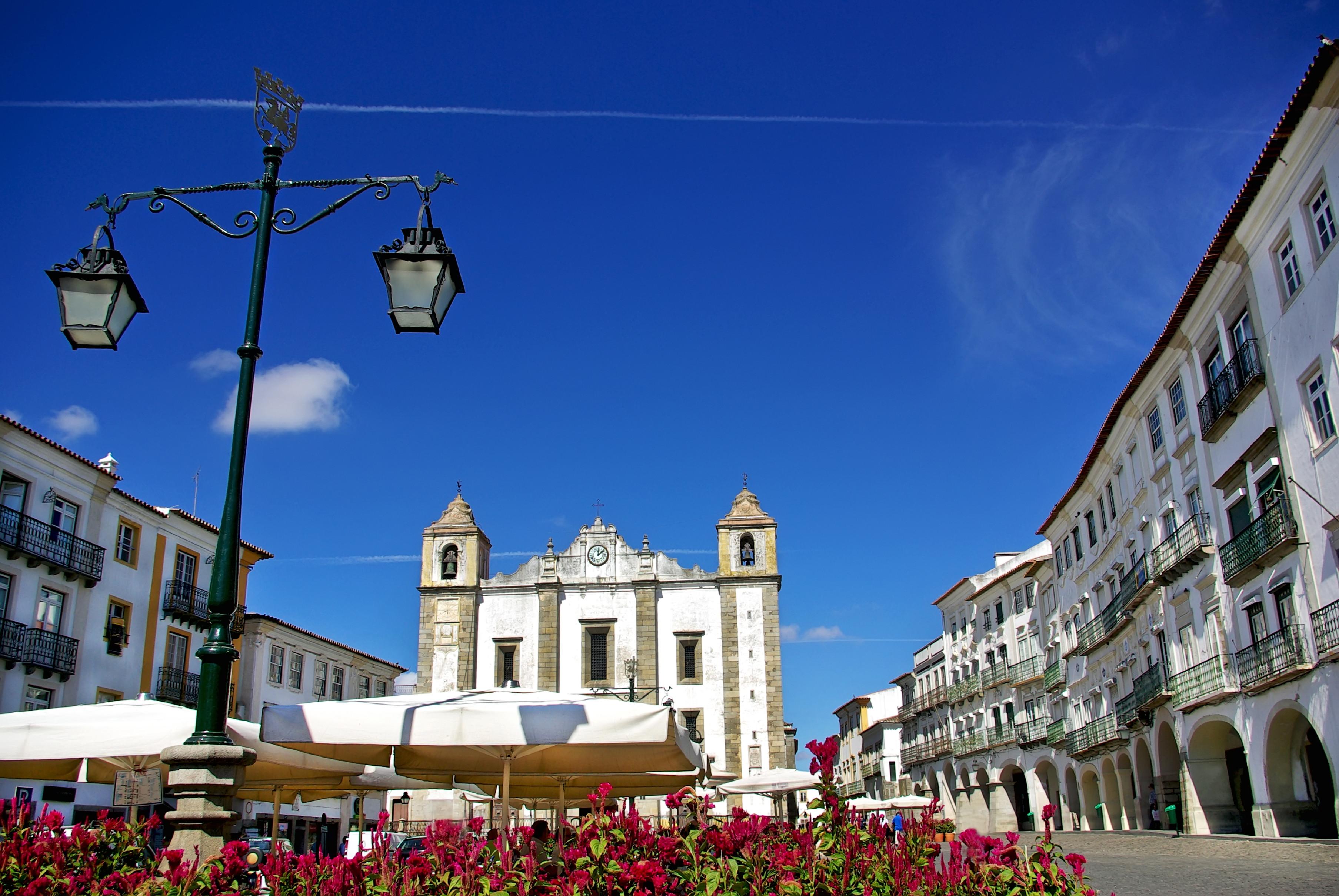 Centro Histórico de Évora / Gtres
