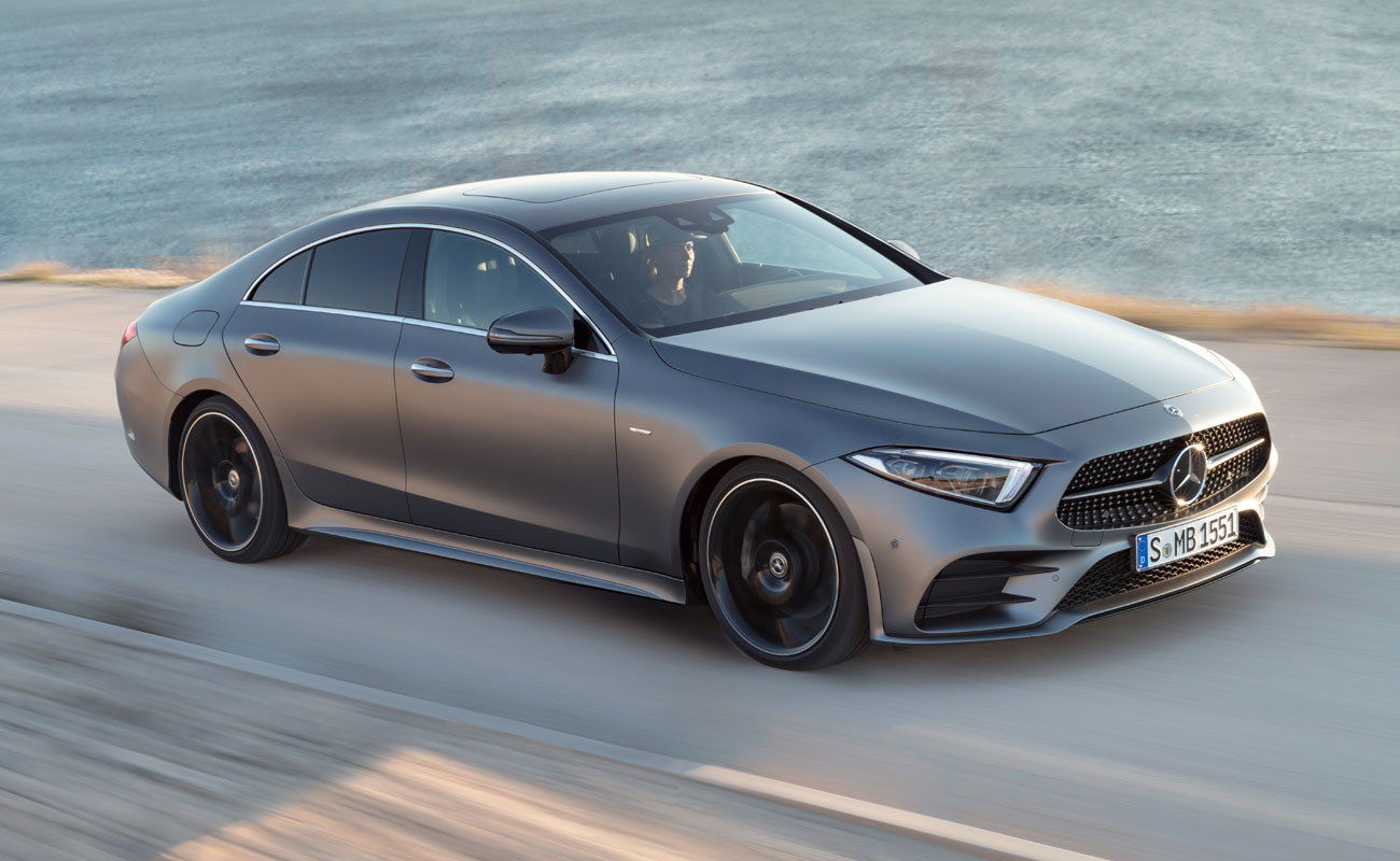 1. Mercedes CLS