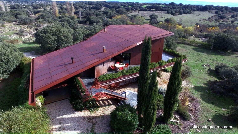 A casa fica em Salamanca