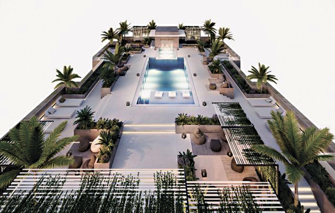 Projeto do hotel / Jornal de Notícias