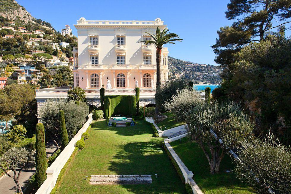 De frente para a Côte d'Azur