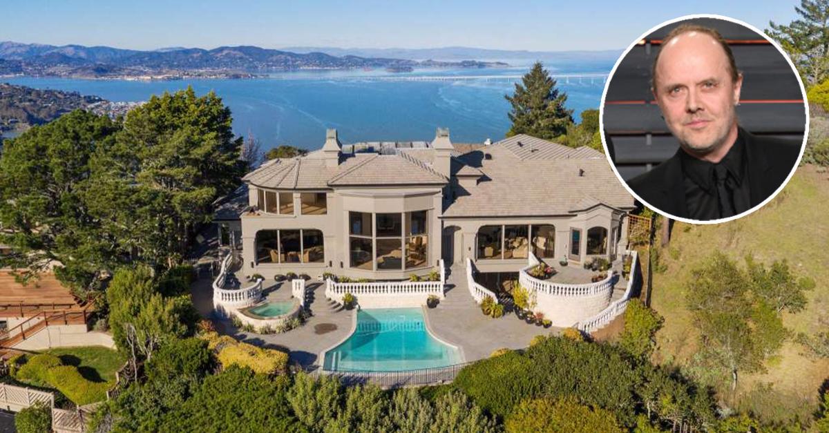 A impressionante mansão de luxo