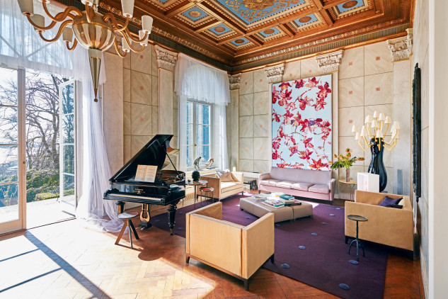 Villa Jako, na Alemanha