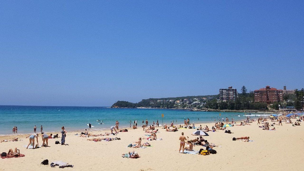 18. Manly Beach