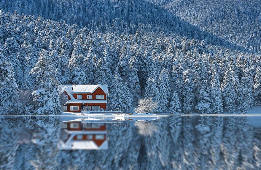 Da série 'perdidas na neve'