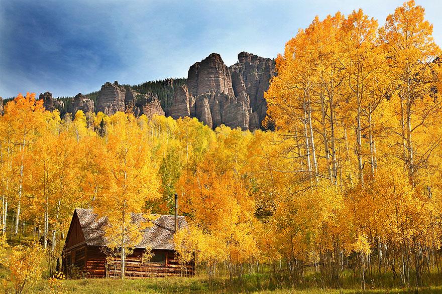 E aqui os ares de outono