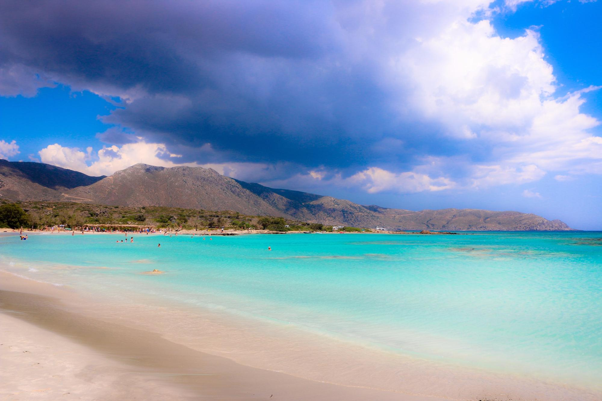 21. Praia de Elafonissi