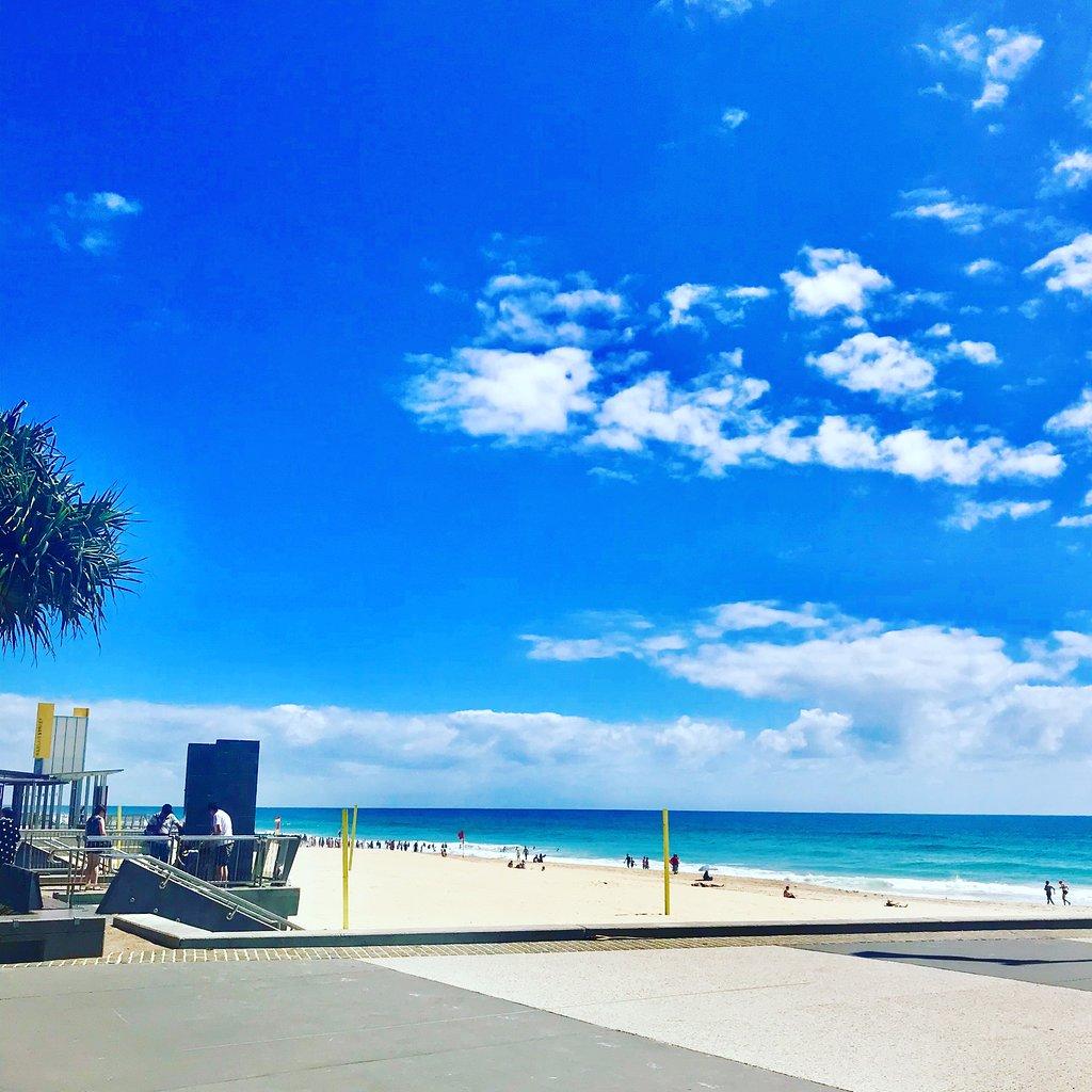 23. Surfers Paradise Beach