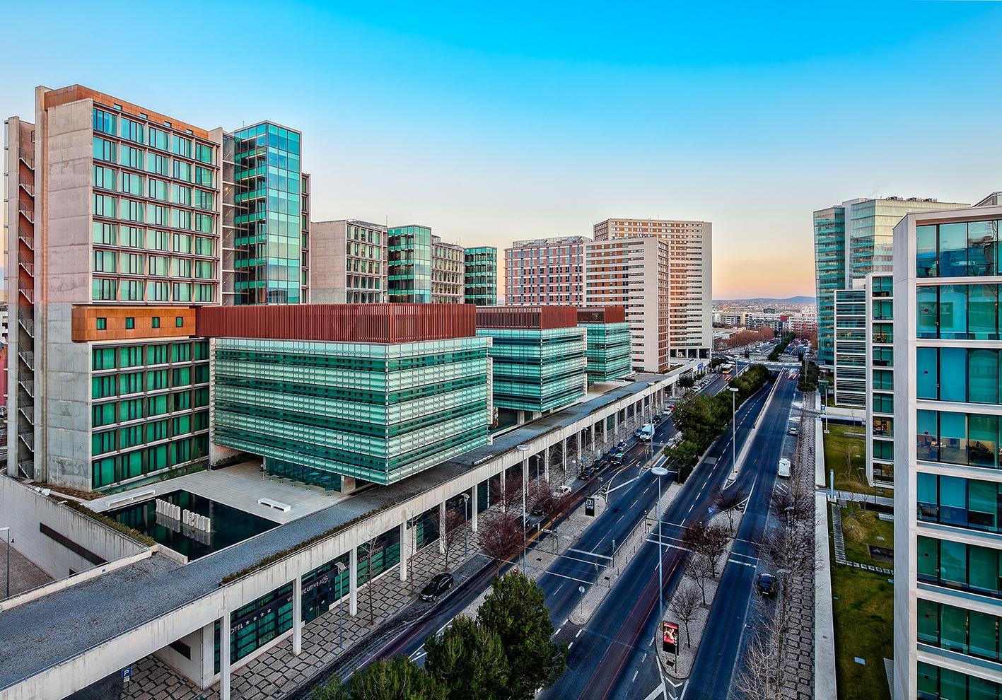 Edifício Arts, no Parque das Nações, foi uma das últimas aquisições na empresa em Portugal / JLL e Cushman & Wakefield