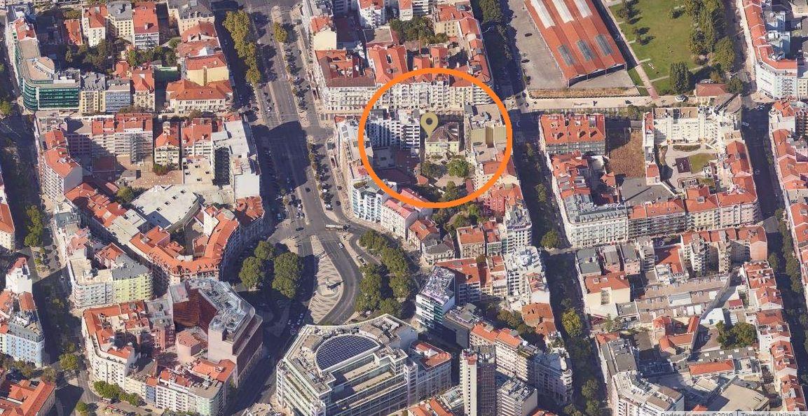 Google Maps/Grupo Manuel Champalimaud
