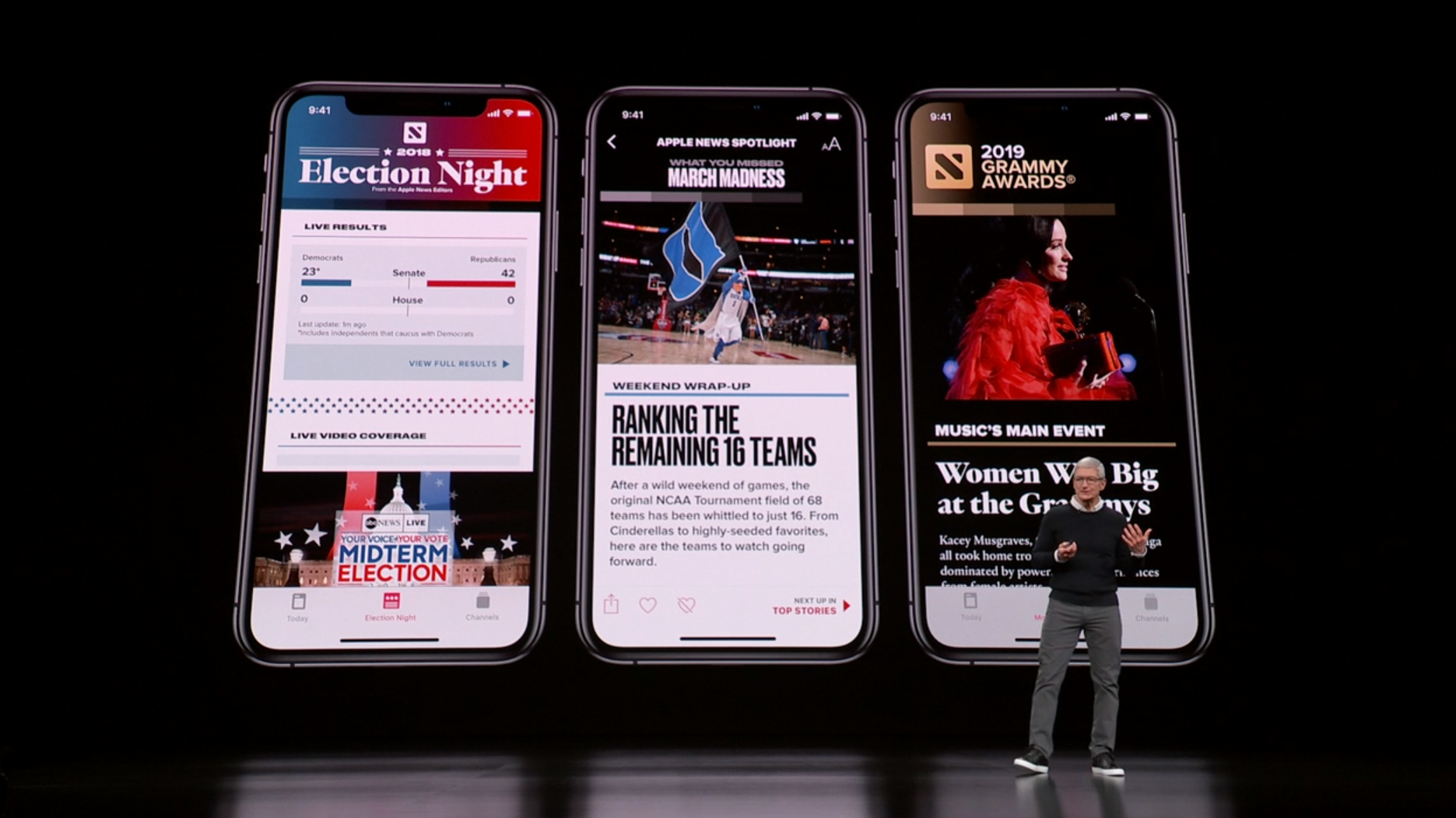 O Apple News+ vai custar 9,99 dólares / Apple