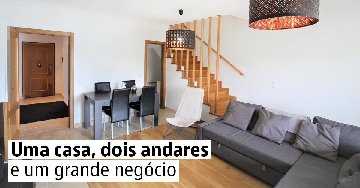 Duplex económicos à venda em Portugal