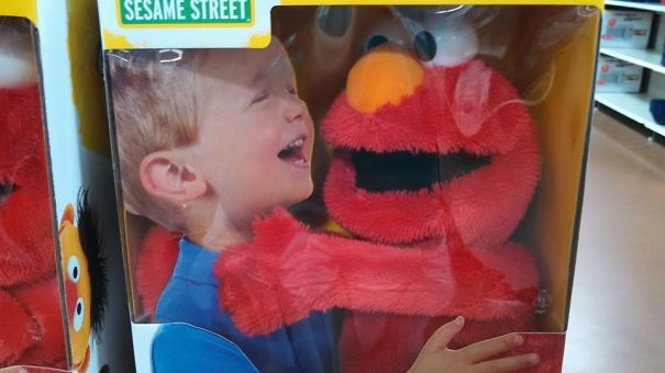 Elmo, o assassino