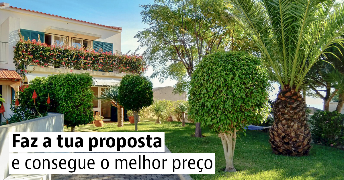 Casas com preço negociável