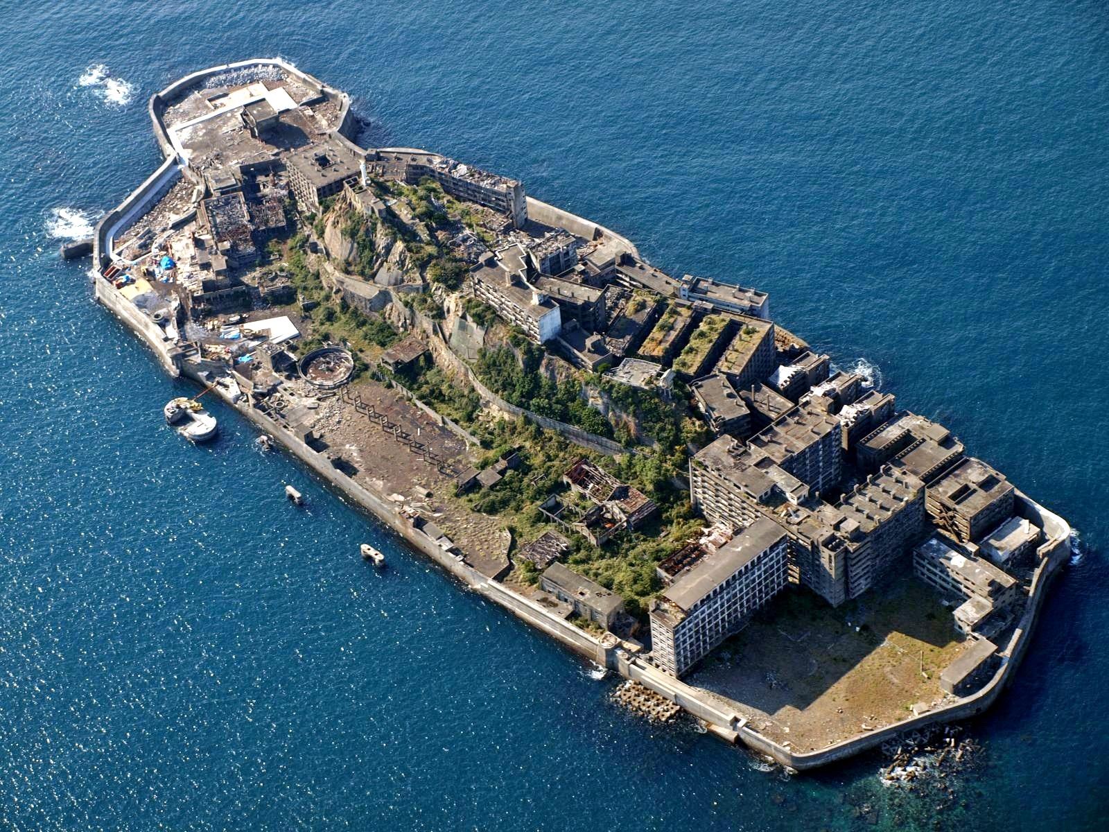 Ilha Hashima
