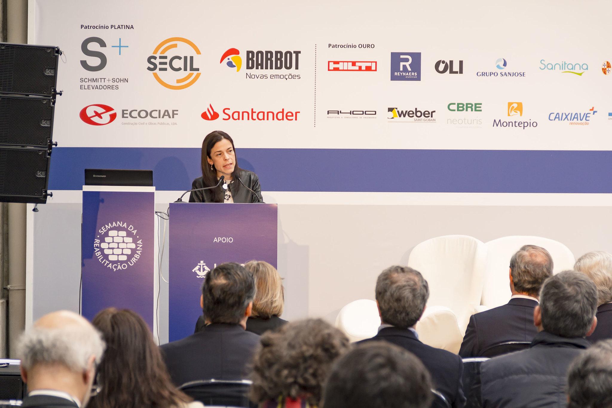 Ana Pinho também marcou presença na edição de 2018  / Vida Imobiliária
