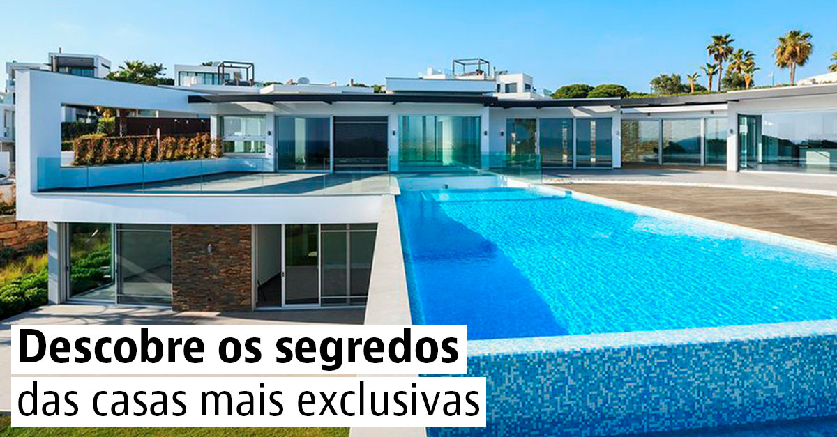 As casas mais caras de Portugal