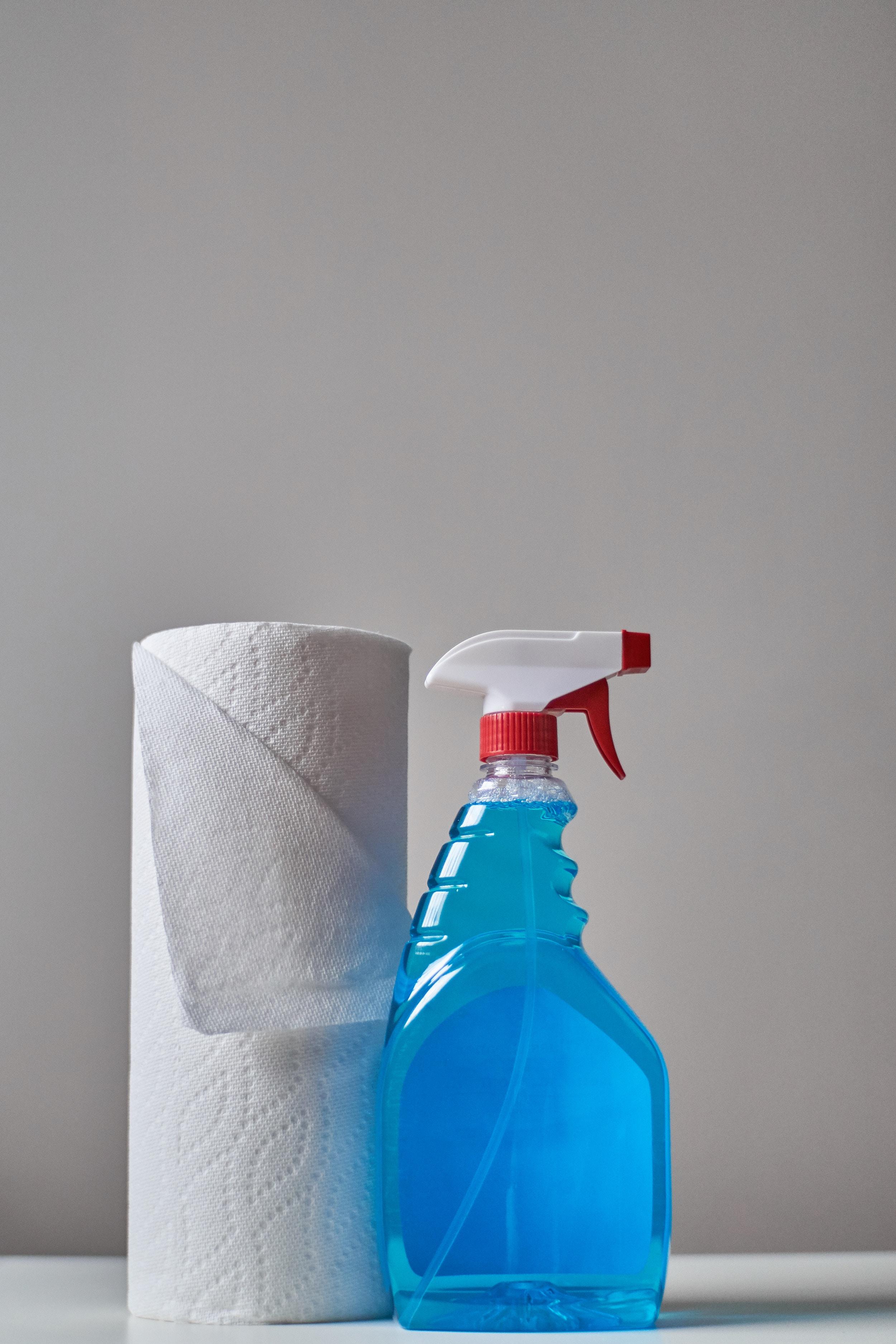 Fabricar o próprio produto de limpeza