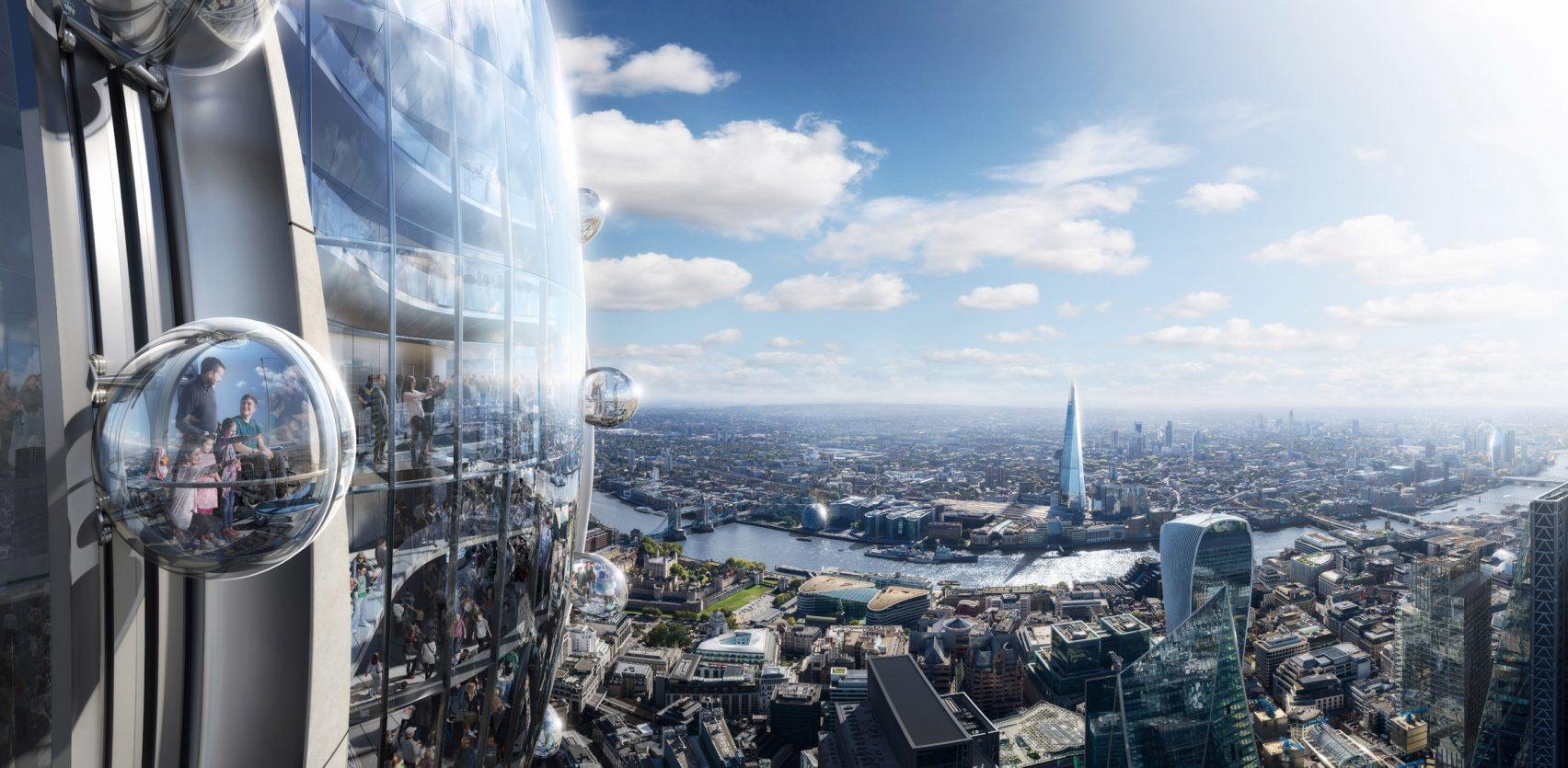 A construção deverá arrancar em 2020