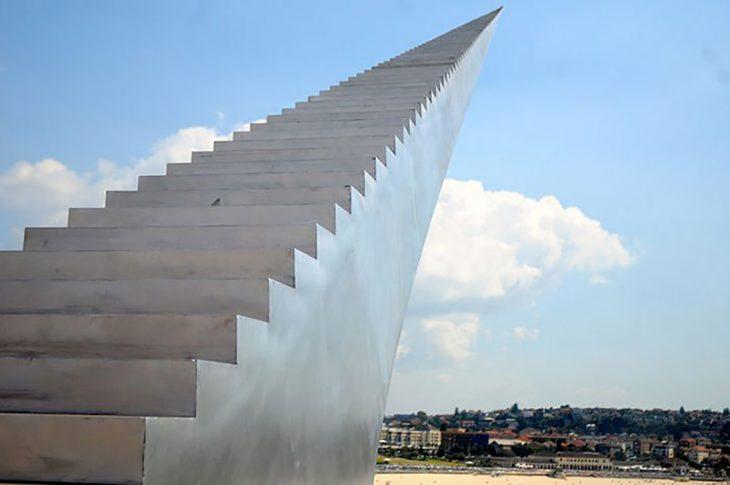 Escadas para o céu