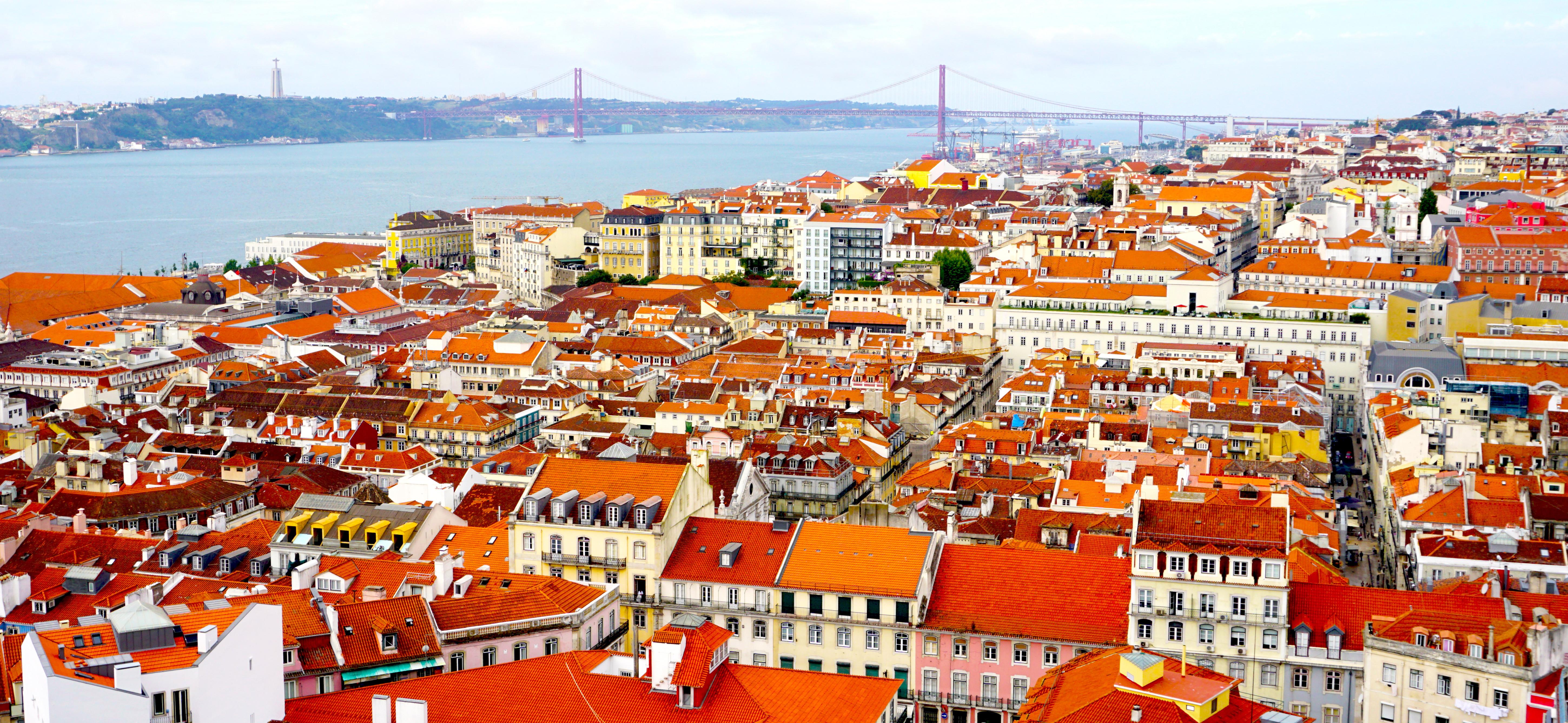 A beleza de Lisboa