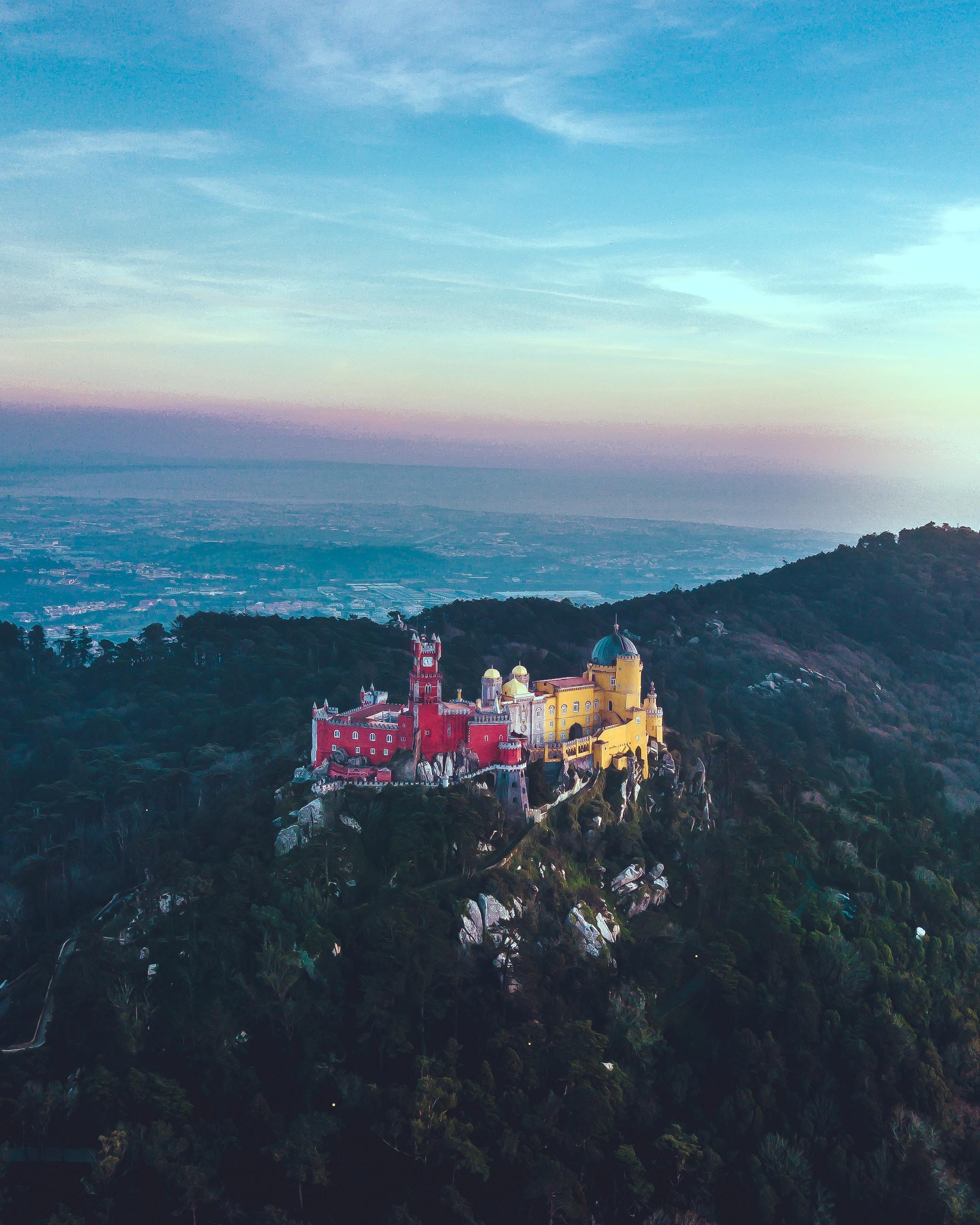 Sintra, um dos lugares mais belos do mundo