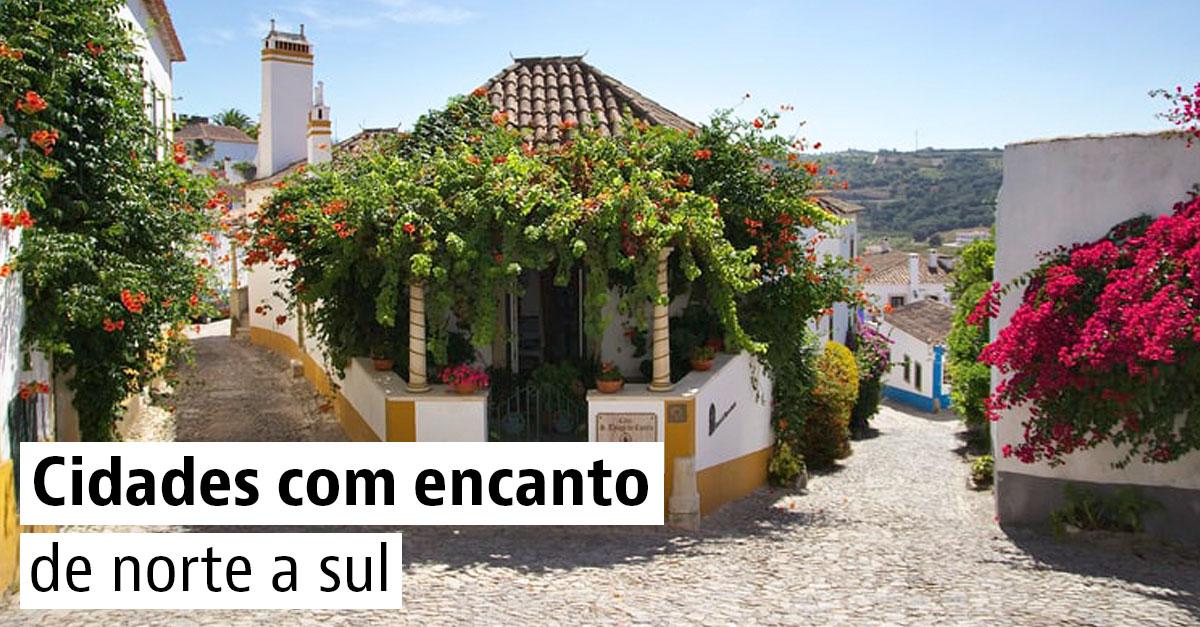 5 cidades portuguesas para visitar num fim de semana