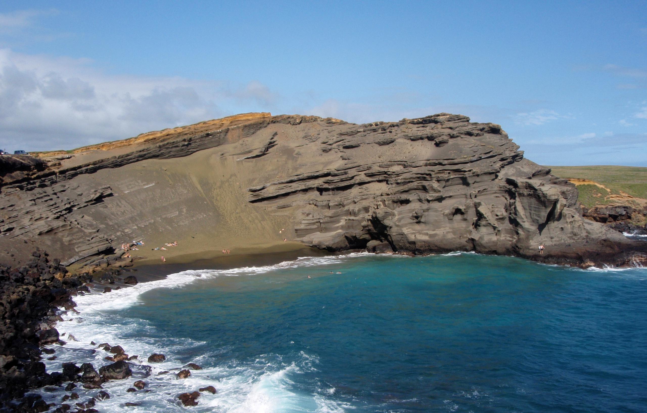 Praia de Papakolea