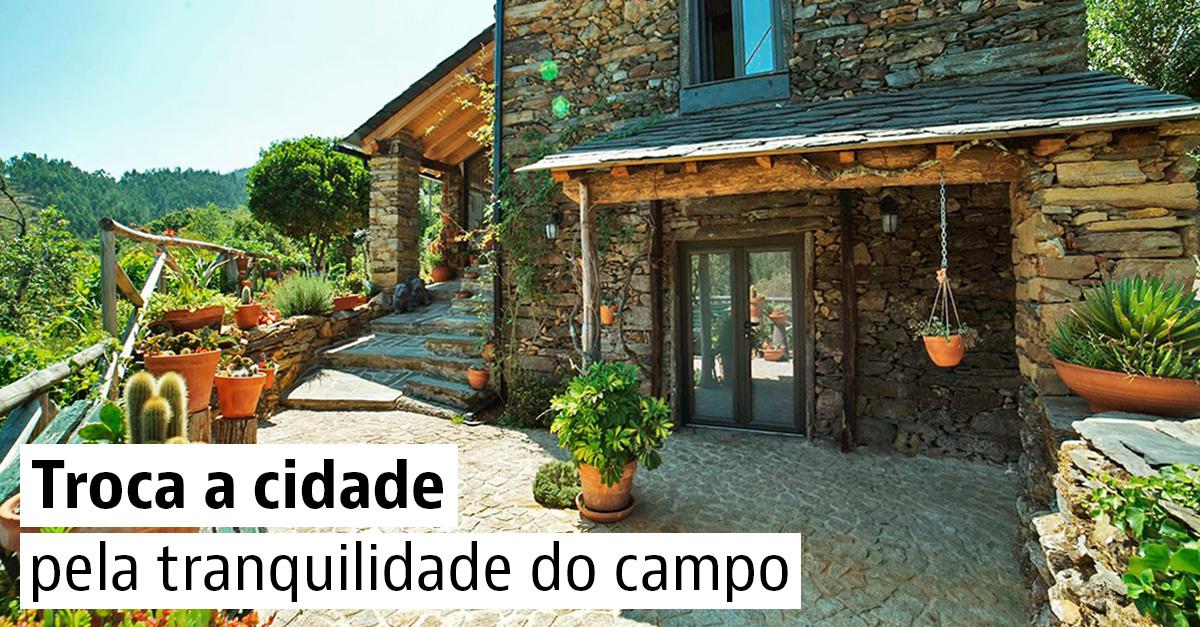 Casas rústicas à venda em Portugal